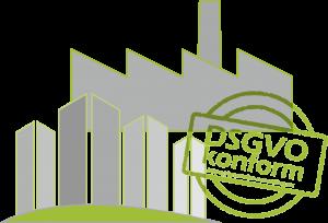 Firmenleben DSGVO konform halten mit Unterstützung der Gründler Consulting Group.