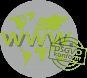 Wir halten ihre Webseite DSGVO-konform. Sparen Sie sich Abmahnungen. Gründler Consulting Group